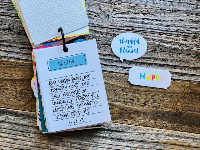 #diy journal #tgratitude #gratitude journal #junk journal #square #ilovethursdaythanks #thankful #grateful