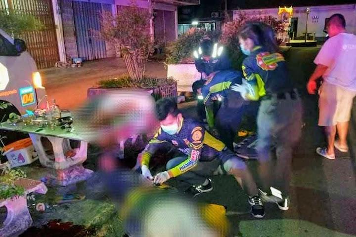 В Таиланде разгневанный пенсионер расстрелял шумных соседей, мешающих ему спать — Thai Notes