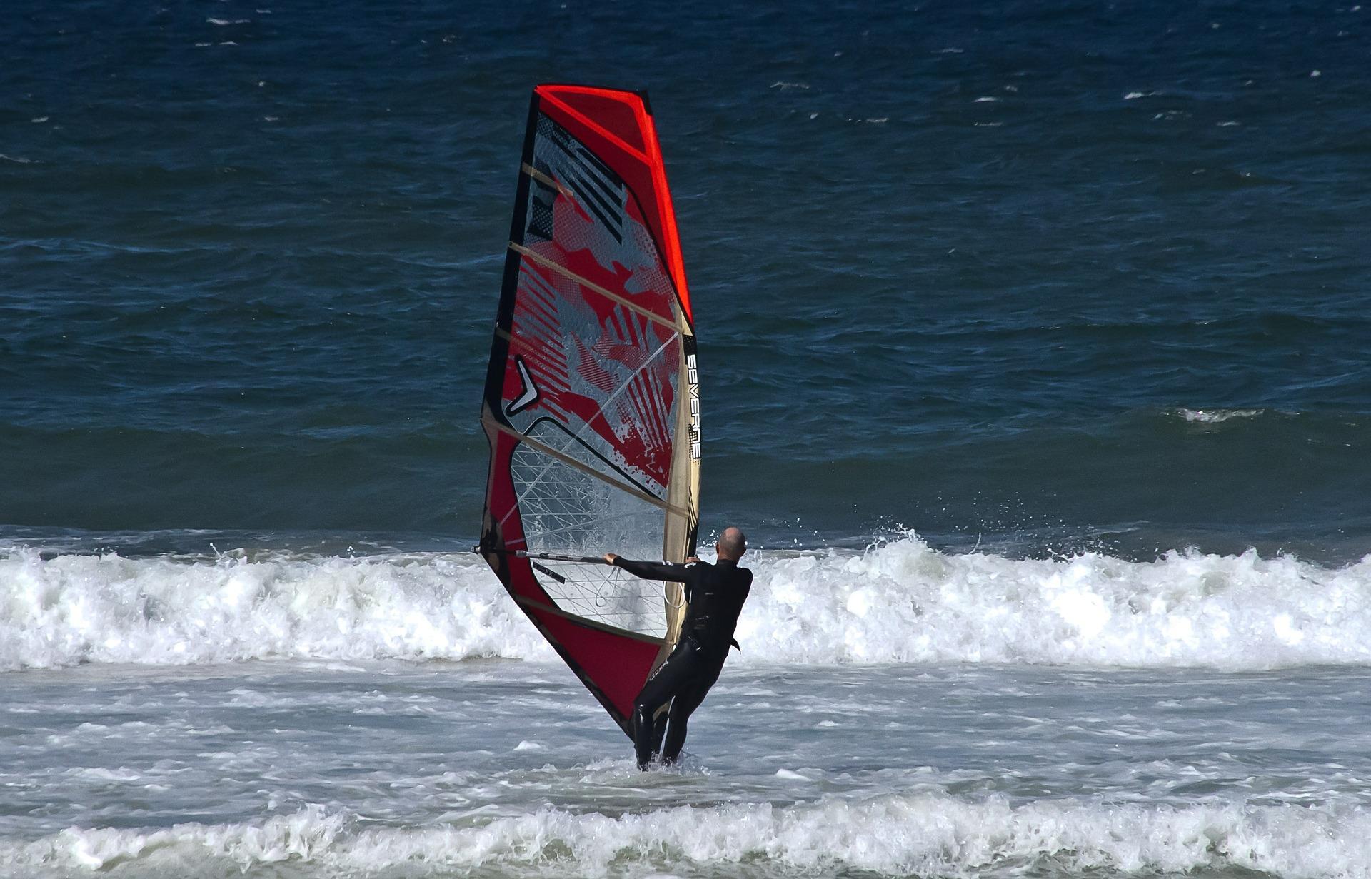 Surfing in Gold Coast Australia