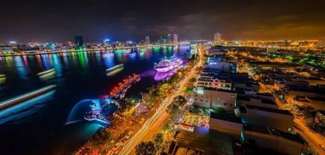 Thành phố Đà Nẵng - Lung linh bên thềm biển Đông