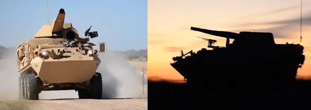 hệ thống súng cối tự hành nemo 120mm