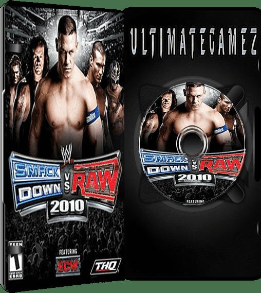 تحميل لعبة wwe smackdown vs raw 2010 المميزة برابط 4shared
