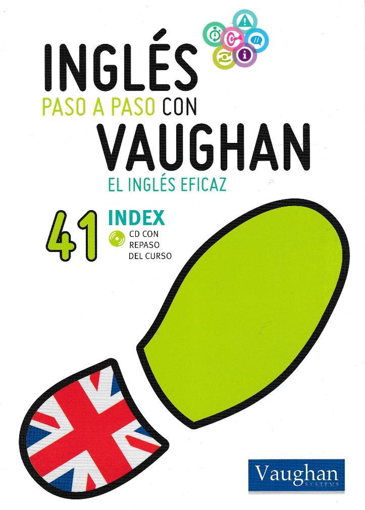 Inglés paso a paso con Vaughan 41 [Libro + Audio]