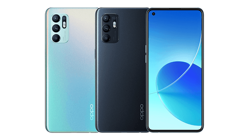 OPPO outs Reno6 4G with SD720G SoC and 90Hz screen