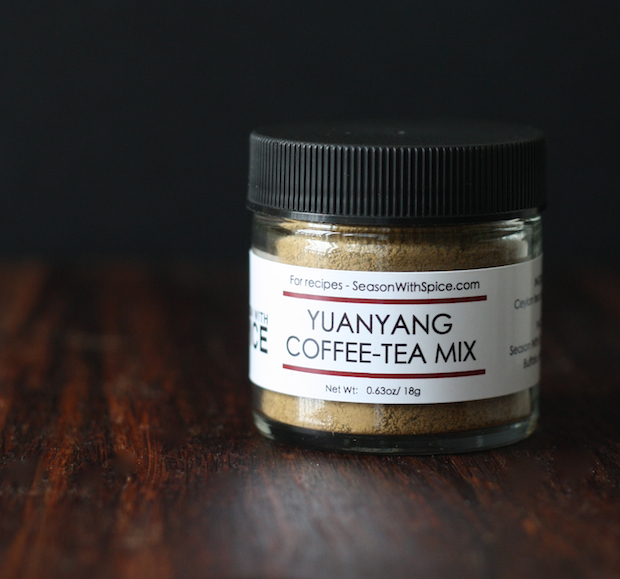 Shop for Yuanyang Coffee-Tea Mix at SeasonWithSpice.com