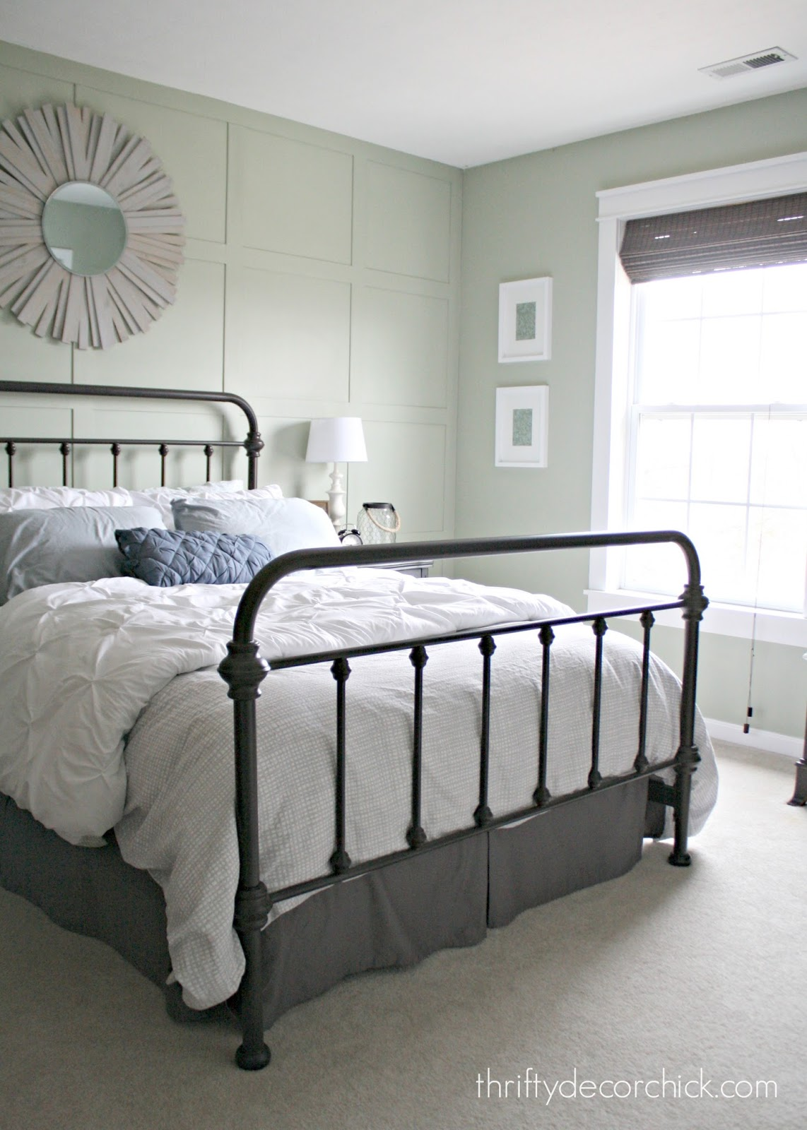 what i finished during my no spend month from thrifty decor chick. Black Bedroom Furniture Sets. Home Design Ideas