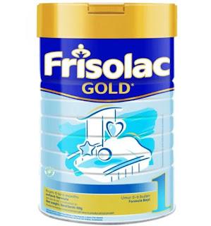 Harga Susu Frisolac Gold Terbaru Bulan Ini