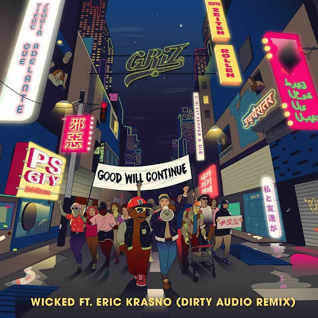 Dirty Audio Turns Up with a Remix of GRiZ's 'Wicked'