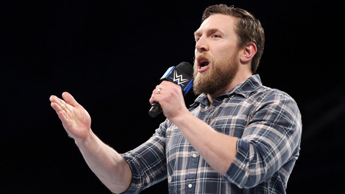 Daniel Bryan poderá usar versão alternativa de sua theme song da WWE na AEW