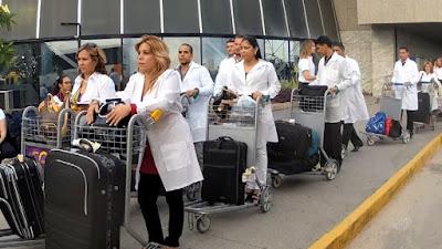 Cuba anuncia saída do Programa Mais Médicos