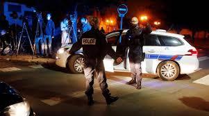 Abatido el sospechoso de decapitar a un profesor en plena calle en la localidad de Éragny