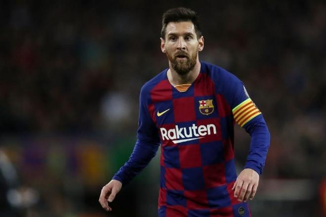 """Chấn động bóng đá châu Âu: """"Ông trùm"""" Inter muốn mua Messi 500 triệu euro"""