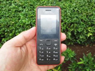 Nokia 107 seken jadul