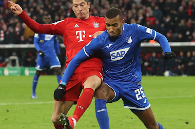 Match Bayern Munich vs Hoffenheim