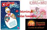 Allez l'interview de Lunlun Yamamoto sur Le Journal du Japon