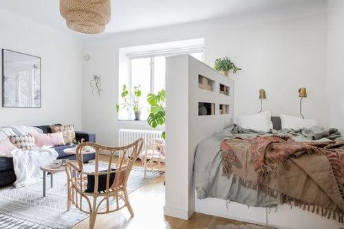 Te Kleine Slaapkamer : Tips voor een kleine kamer wonen