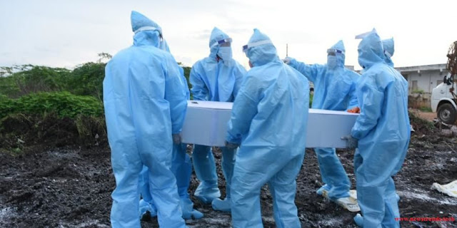 Coronavirus death report - newstrends