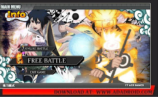 Naruto Shinobi Battle