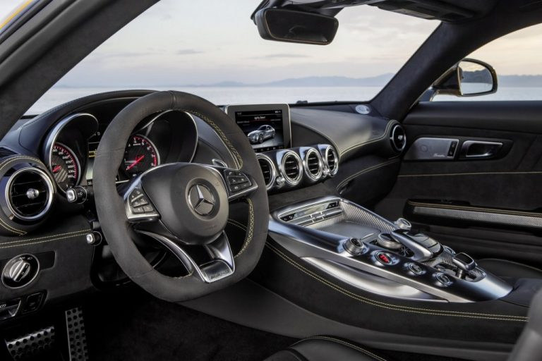 Mercedez Benz AMG - GT