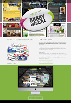 Rugby Web Design