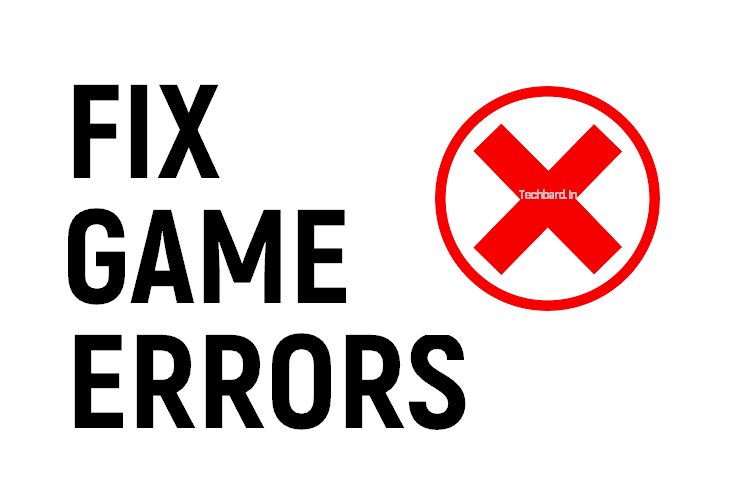 fix game errors