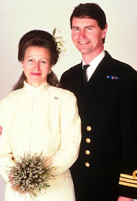 The Silver Wedding Anniversary of the Princess Royal and Timothy Laurence