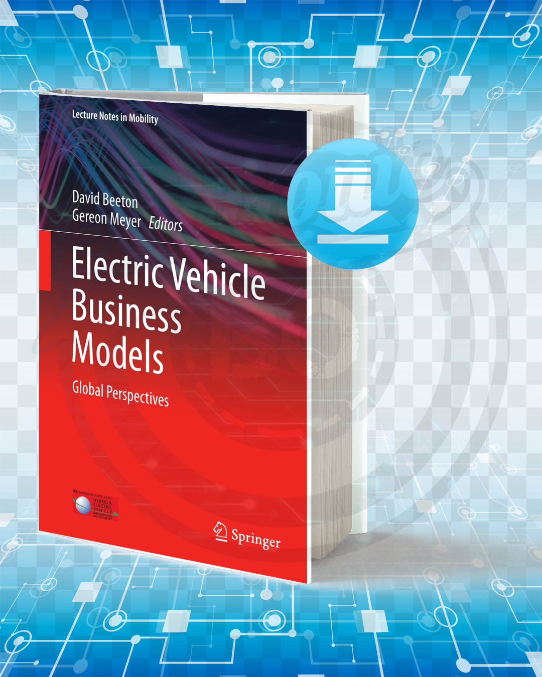 Free Book Electric Vehicle Business Models pdf.