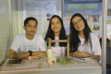 Secretaria da Ciência e da Tecnologia leva feira de ciências à 9ª Bienal