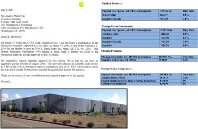 File Ini Bongkar Rencana Apple Produksi Layar Safir