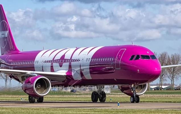 wow air lyon