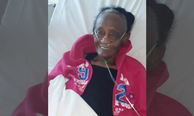 """Idosa de 94 anos louva a Deus após ser curada da Covid-19: """"Ele tem me guardado"""""""