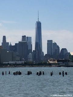 مركز التجارة العالمي في نيويورك