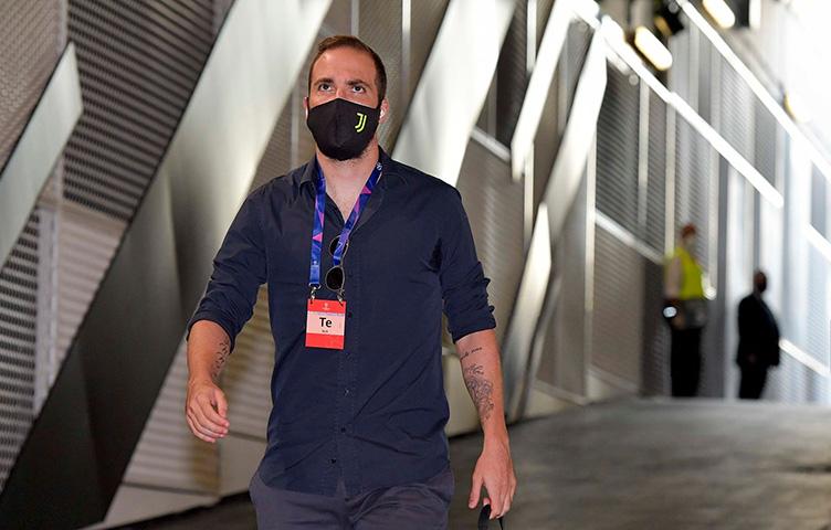 """Jorge Higuain: """"Gonzalo će ispoštovati ugovor do kraja"""""""