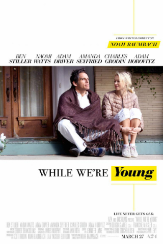 While We're Young [2014] [DVDR] [NTSC] [Latino]