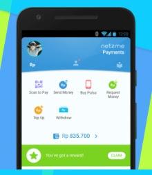 Aplikasi Netzme : Cara Mudah Mendapatkan Pulsa dan Uang