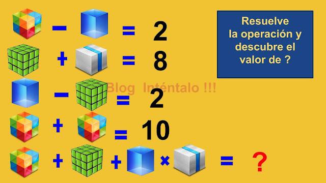 Jugando con las matematicas