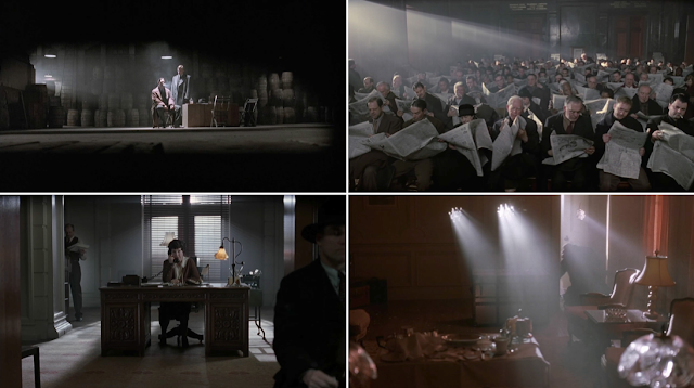 Heaven motifs in Road to Perdition