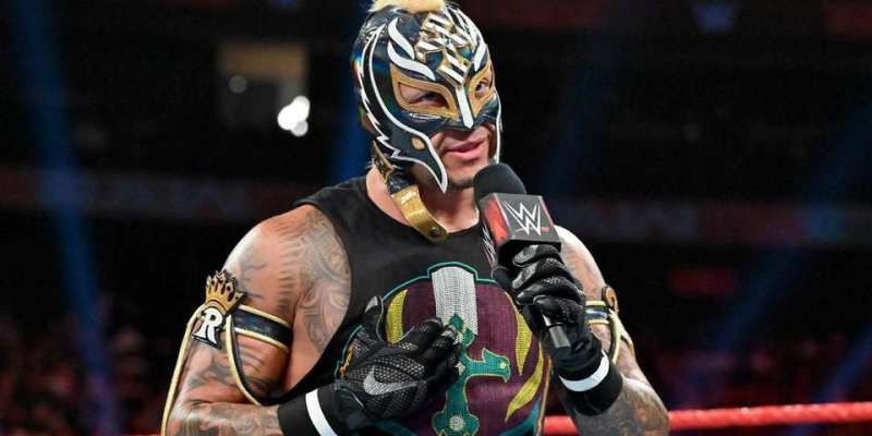 "Update On Rey Mysterio Following ""Eye For An Eye"" Match"