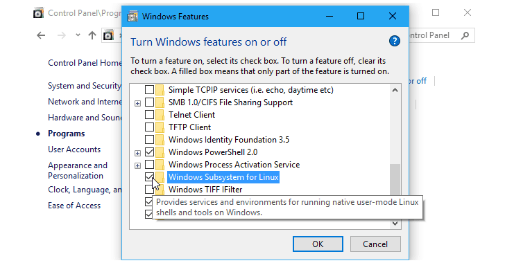 Windows-Subsystem-for-Linux