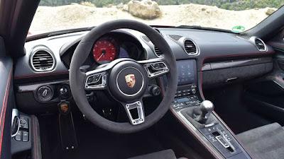 2021 Porsche 718 Boxster Review, Specs, Price