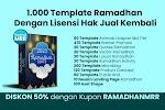 1.000+ Template Ramadhan Suite Dengan Lisensi Hak Jual Kembali