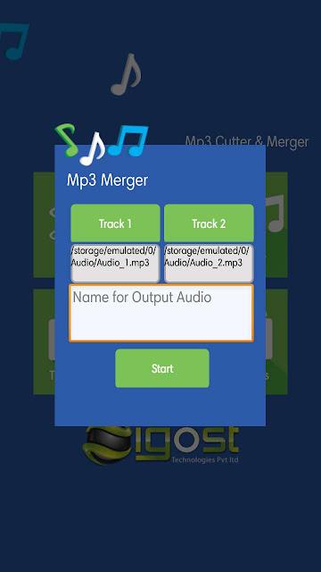 Cara Menggabungkan Audio di Android