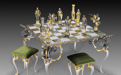 Made in Ferenze would like you to look at their chess sets again (with 10% off)