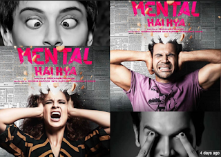 Watch Mental Hai Kya Full Movie Online
