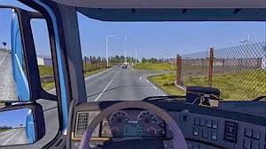 Engine fan sound mod for all ETS2 trucks - mod by Sib3rius