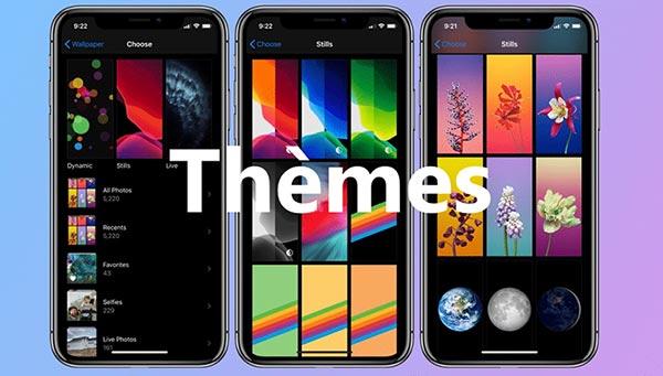 les nouvelles fonctionnalités iOS 14 influencent sur des société Startups