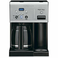 Cuisinart CHW-12 Coffee+ 12-Cup Programmable Coffeemaker w/ Hot Water System