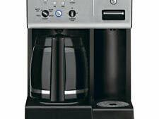 Cuisinart coffee maker 62% off