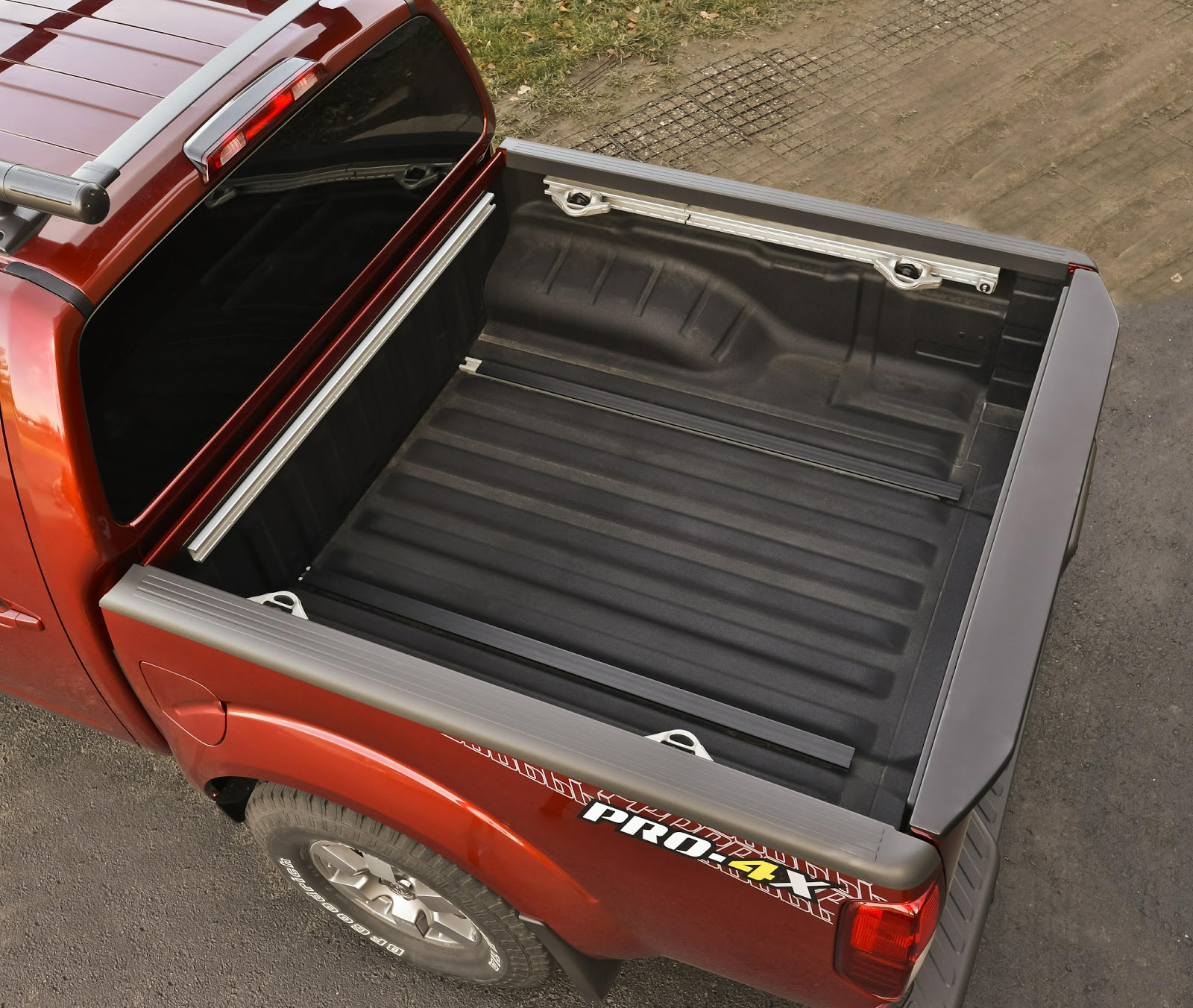 Rack It 174 Truck Racks At A Glance 2013 Nissan Frontier