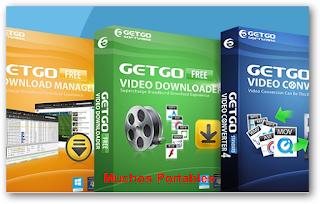 GetGo Video Downloader v2.0.1.2000 Español Portable